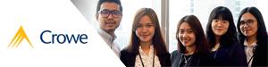 Lowongan Kerja Crowe Indonesia 2020