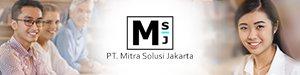 Lowongan Kerja PT Mitra Solusi Jakarta 2019