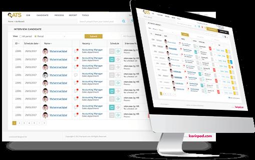 Sistem Manajemen Lowongan Kerja untuk Perusahaan